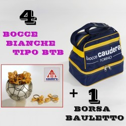 "COMBO BOCCE BIANCHE TIPO ""BTB"""